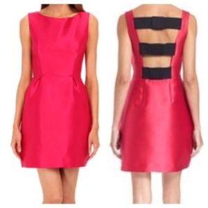 kate spade new york flirty back minidress NWT red